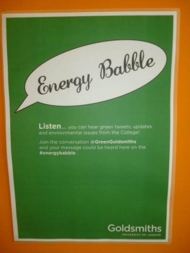 The energy Babble