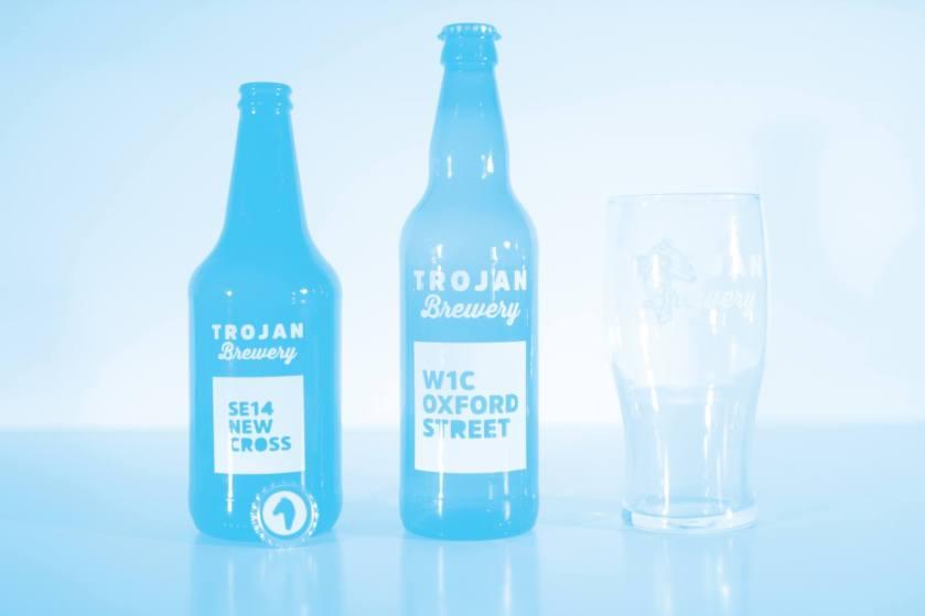 trojan brewery