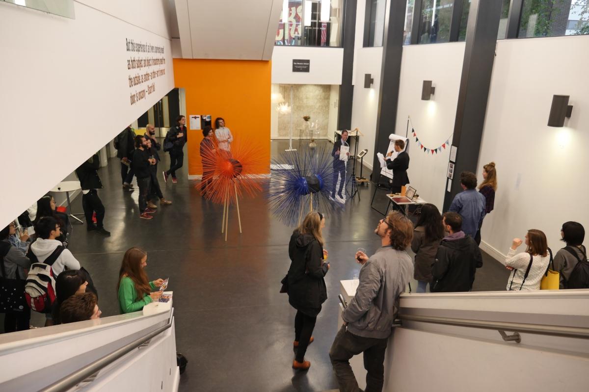 Design Alumni evening at Goldsmiths DesignFestival