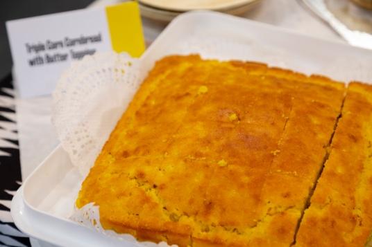 Triple Corn Bread