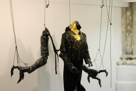 Student work at the 2019 MA Show